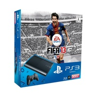 SONY PS3 Super Slim 500GB + FIFA 13 (Bundle) bei Amazon Marketplace Videogames ansehen
