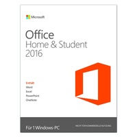 Office Home and Student 2016 ESD DE Win