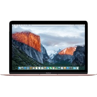"MacBook 12,0"" Core m3 1,1GHz 8GB RAM 256GB SSD (MMGL2D/A) rosegold"