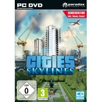 Cities: Skylines (Download) (PC/Mac) ab 12.79 € im Preisvergleich