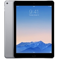 iPad Air 2 mit Retina Display 9.7 128GB Wi-Fi spacegrau