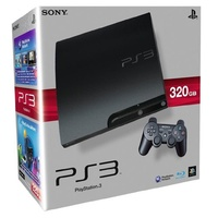 Sony PS3 Slim 320GB bei Amazon Marketplace Videogames ansehen