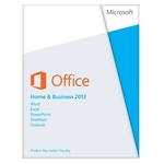 Microsoft Office Home and Business 2013 ESD DE Win