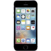 iPhone SE 64GB spacegrau