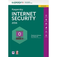 Internet Security 2016 UPG 3 User DE Win