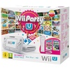 Wii U Basic Pack 8GB weiß + Nintendo Land + Party U (Bundle)