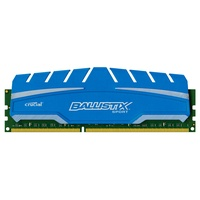 Ballistix Sport XT 8GB Kit DDR3 PC3-12800 (BLS2C4G3D169DS3CEU)