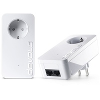 dLAN 550 duo+ Starter Kit 500Mbps (2 Adapter)