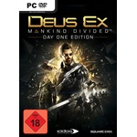 Square Enix Deus Ex: Mankind Divided - Day One Edition (PC)
