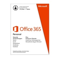 Office 365 Personal PKC DE Win Mac