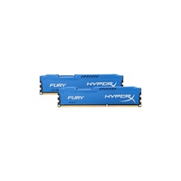 Kingston HyperX Fury Blue Series 16GB Kit DDR3 PC3-12800 (HX316C10FK2/16) ab 96.90 € im Preisvergleich