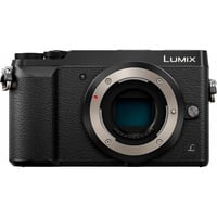Lumix DMC-GX80 Body schwarz