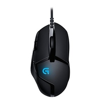 G402 Hyperion Fury FPS Gaming Mouse schwarz (910-004067)