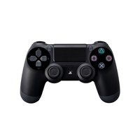 PS4 DualShock 4 Wireless Controller schwarz
