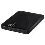 Western Digital My Passport Ultra 500GB schwarz (WDBPGC5000ABK-EESN)