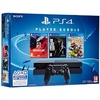 Sony PS4 500GB schwarz + DriveClub + LittleBigPlanet 3 + The Last of Us: Remastered (Bundle) ab 399,00 € im Preisvergleich
