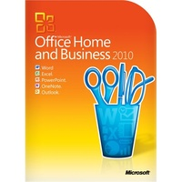 Office Home and Business 2010 ESD DE Win