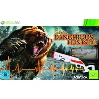 Dangerous Hunts 2013 - Bundle inkl. Top Shot Elite Gun (Xbox 360) ab 29.90 € im Preisvergleich