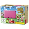 3DS XL pink + Animal Crossing: New Leaf (Bundle)