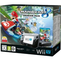 Wii U Premium Pack 32GB + Mario Kart 8 (Bundle)