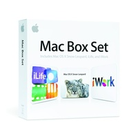 Mac Box Set 10.6.3 Family Pack 5 User DE