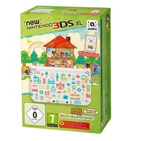 Nintendo New Nintendo 3DS XL + Animal Crossing: Happy Home Designer Edition (Bundle) ab 179.90 € im Preisvergleich
