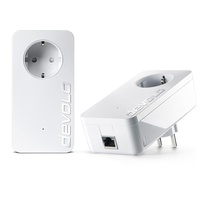 dLAN 1200+ Starter Kit 1200Mbps (2 Adapter)