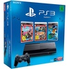 Sony PS3 Super Slim 12GB + Little Big Planet (Essentials) + ModNation (Essentials) + Ratchet & Clank: Q-Force ab 195.00 im Preisvergleich