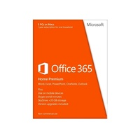 Office 365 Home Premium 5 User ESD ML Win Mac
