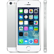 iPhone 5s 16GB silber