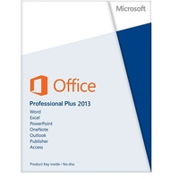 Office Professional Plus 2013 ESD DE Win