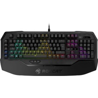 Ryos MK FX Gaming Keyboard MX-Brown DE schwarz (ROC-12-870-BN)