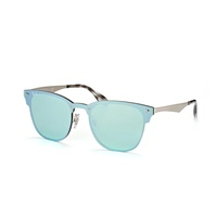 Ray-Ban Blaze RB 3576N 042/30 small, BROWLINESonnenbrillen, Silber