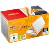 New 2DS XL White + Orange