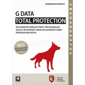 G DATA Total Protection 2015 DE Win