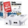 dLAN 1200+ WiFi ac Starter Kit 1200Mbps (2 Adapter)