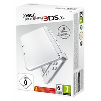 New Nintendo 3DS XL weiß