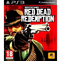 Red Dead Redemption (PEGI) (PS3)