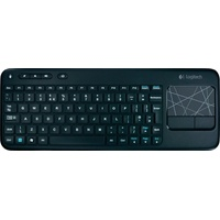 Logitech Wireless Touch Keyboard K400 DE (920-003100)