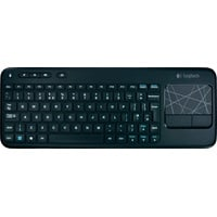 Preisvergleich: Logitech Wireless Touch Keyboard K400 DE (920-003100) jetzt g&uuml;nstig kaufen