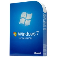Microsoft Windows 7 Professional SP1 64-Bit DE OEM