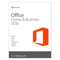 Office Home and Business 2016 ESD DE Win