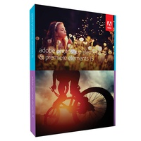 Photoshop Elements 15 & Premiere Elements 15 UPG DE Win Mac