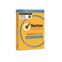 Norton Security Deluxe 3.0 3 Geräte PKC DE Win Mac Android iOS