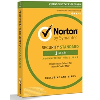 Norton Security Standard 3.0 PKC DE Win Mac Android iOS