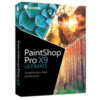 PaintShop Pro X9 Ultimate DE Win