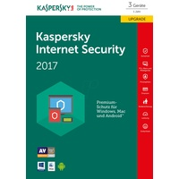 Internet Security 2017 UPG PKC DE Win Mac Android iOS