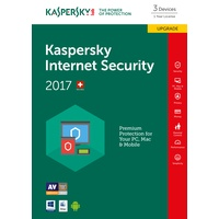 Internet Security 2017 UPG FFP 3 Geräte DE Win Mac Android